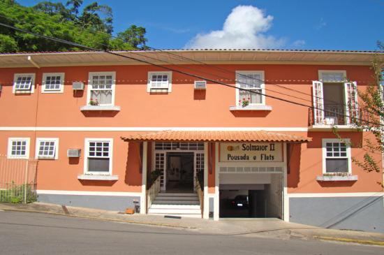 Pousada Sol Maior - Conservatória a Cidade das Serestas - Pousada Martinez